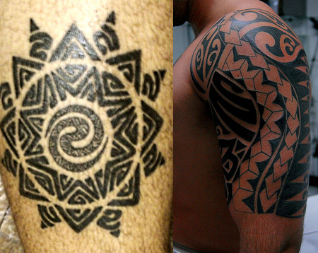awesome maori tattoos tons of maori tattoo ideas designs meaning behind them. Black Bedroom Furniture Sets. Home Design Ideas