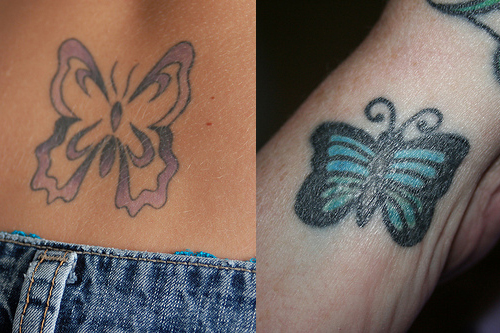 Butterfly tattoo meaning designs youtube