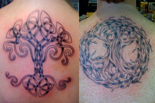 Tattoos With Hidden Messages Hidden Message to Them