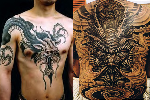chinese dragon tattoos check out tons of tattoo designs ideas. Black Bedroom Furniture Sets. Home Design Ideas