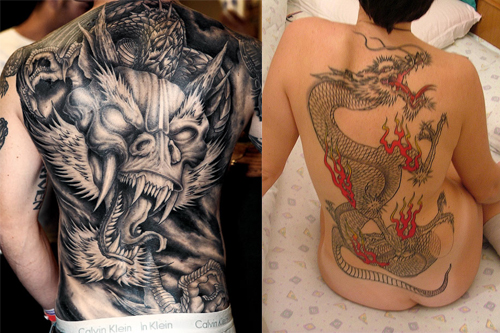 Image result for China tattoo