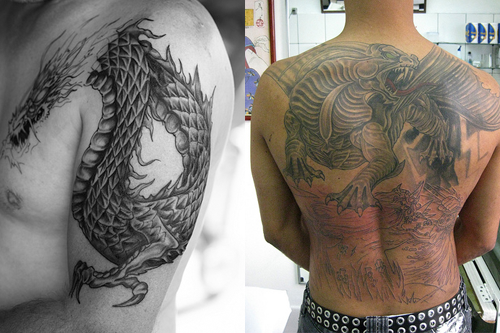 dragon tattoos for men ideas designs find your dream