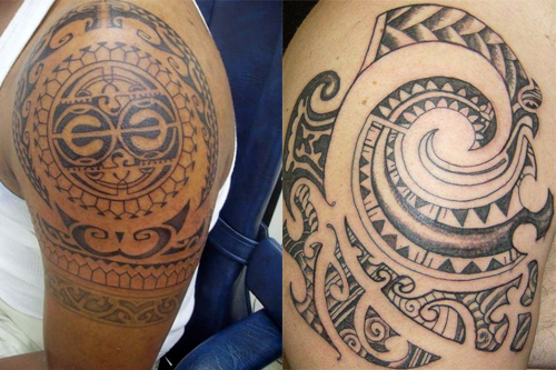 Hawaiian Tribal Tattoos Designs Ideas Meaning Tattoo Me Now