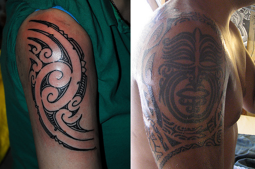 Maori Tattoo Designs And Meanings: Plus Tattoo Flash & Pictures