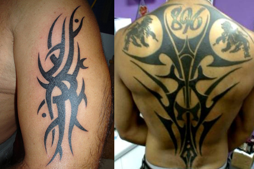 Tribal tattoos for men designs pictures ideas for Tattoos for me