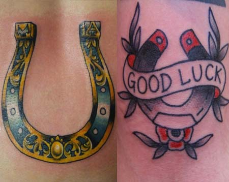 Horse Shoe Tattoos, Tattoo Ideas, Designs & Meaning ...