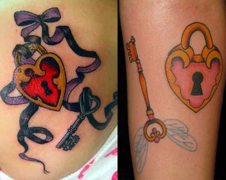 Gallery, symbols, key to my heart tattoo free download - tattoos city