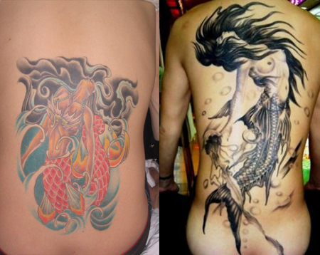 Mermaid tattoos tattoo ideas designs and meaning