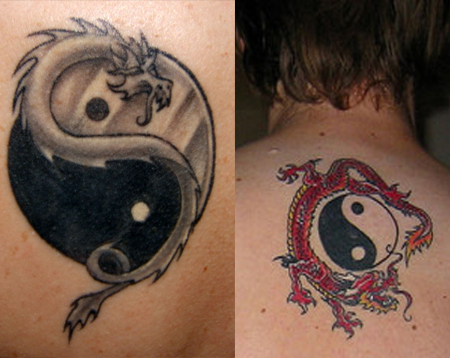 Yin yang tattoos meaning for Yin yang meaning tattoo