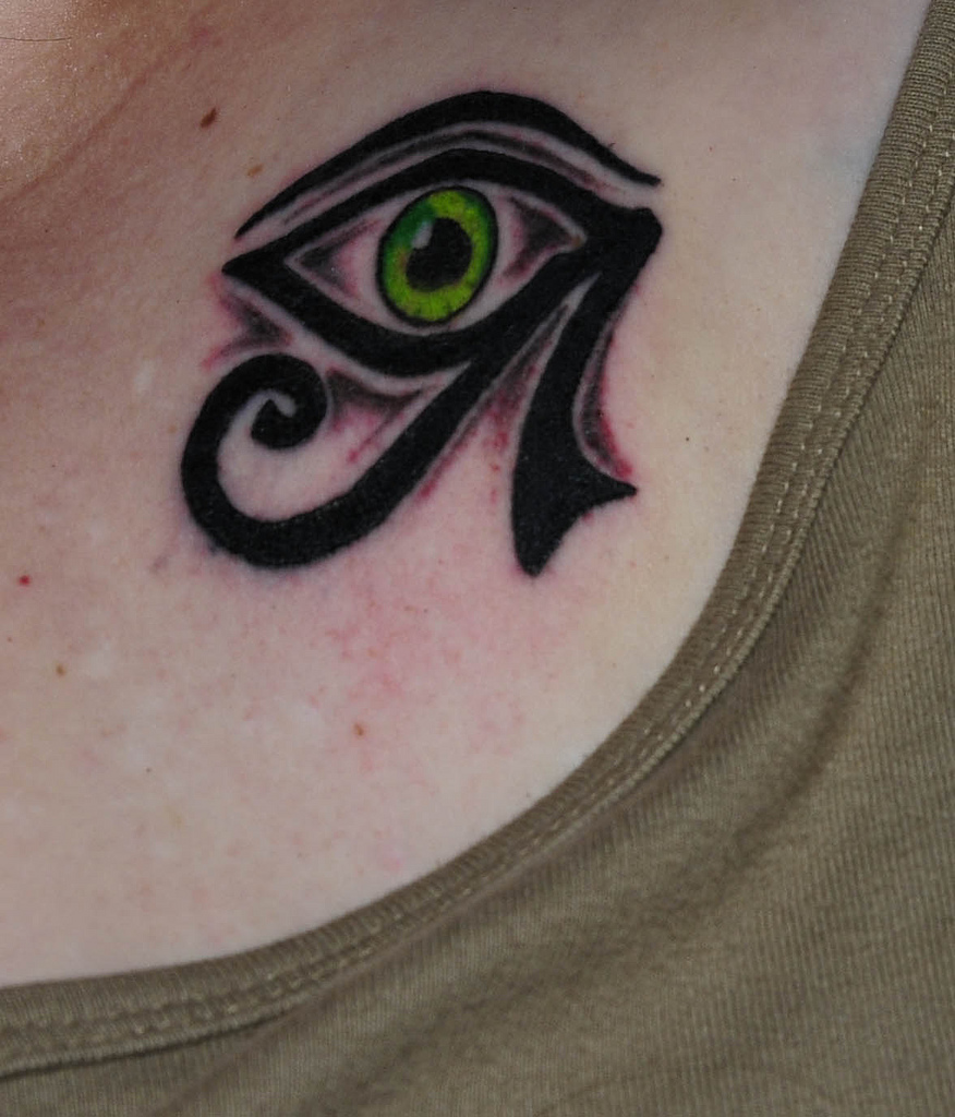 Eye Tattoos Designs Ideas And Meaning: 15 Examples & Ideas Plus Their