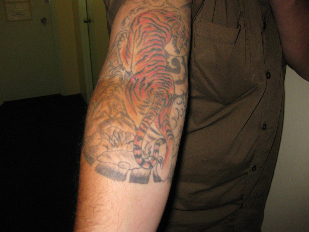 Tiger Tattoos - Designs, Ideas & Meaning - Tattoo Me Now