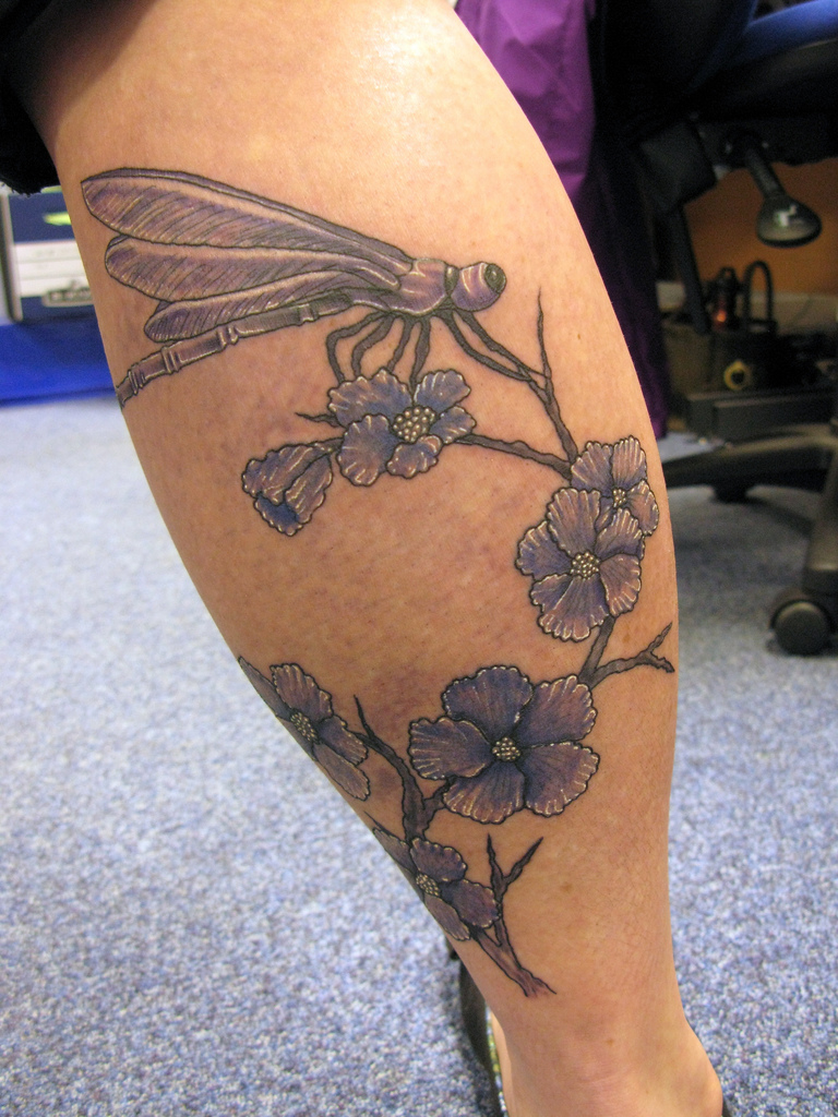 Dragonfly tattoos you need to check out dragonfly tattoo izmirmasajfo