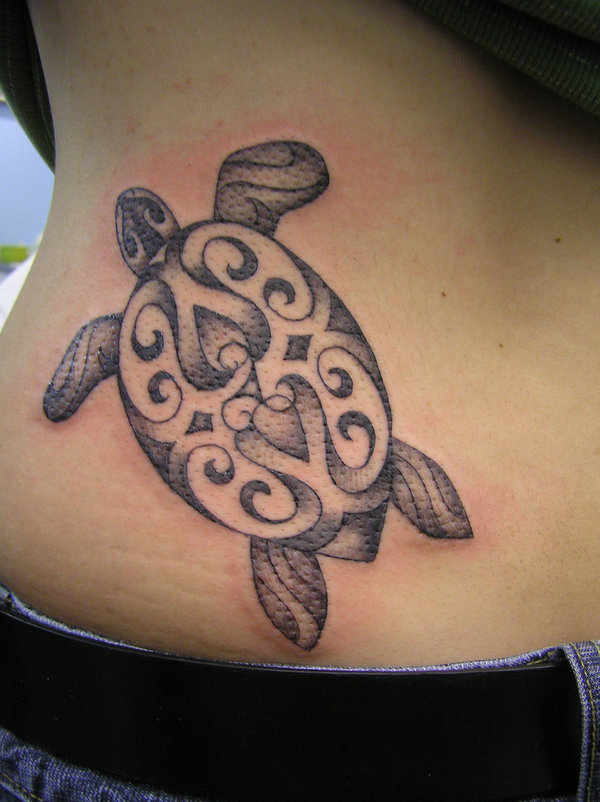 Turtle Tattoo Designs for Women