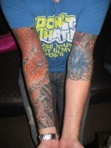 sleeve tattoo 5