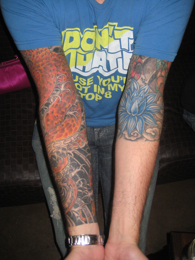 Tattoo Sleeve Ideas 15 Awesome Sleeve Tattoos Designs