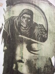 Grim reaper art