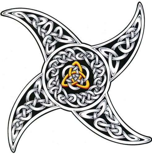 Anglo Saxon Tattoos Designs Clipart Library