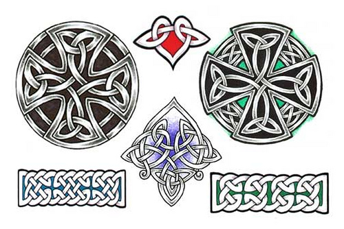 More Celtic Knot Tattoos & Tattoo Designs