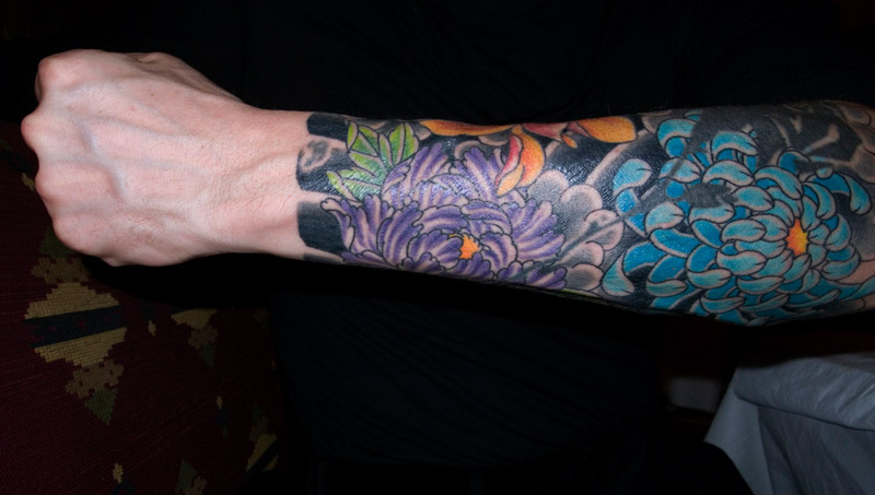 30 unique forearm tattoos for men women you 39 ll love these for Cool forearm tattoos