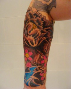 sleeve tattoo 4