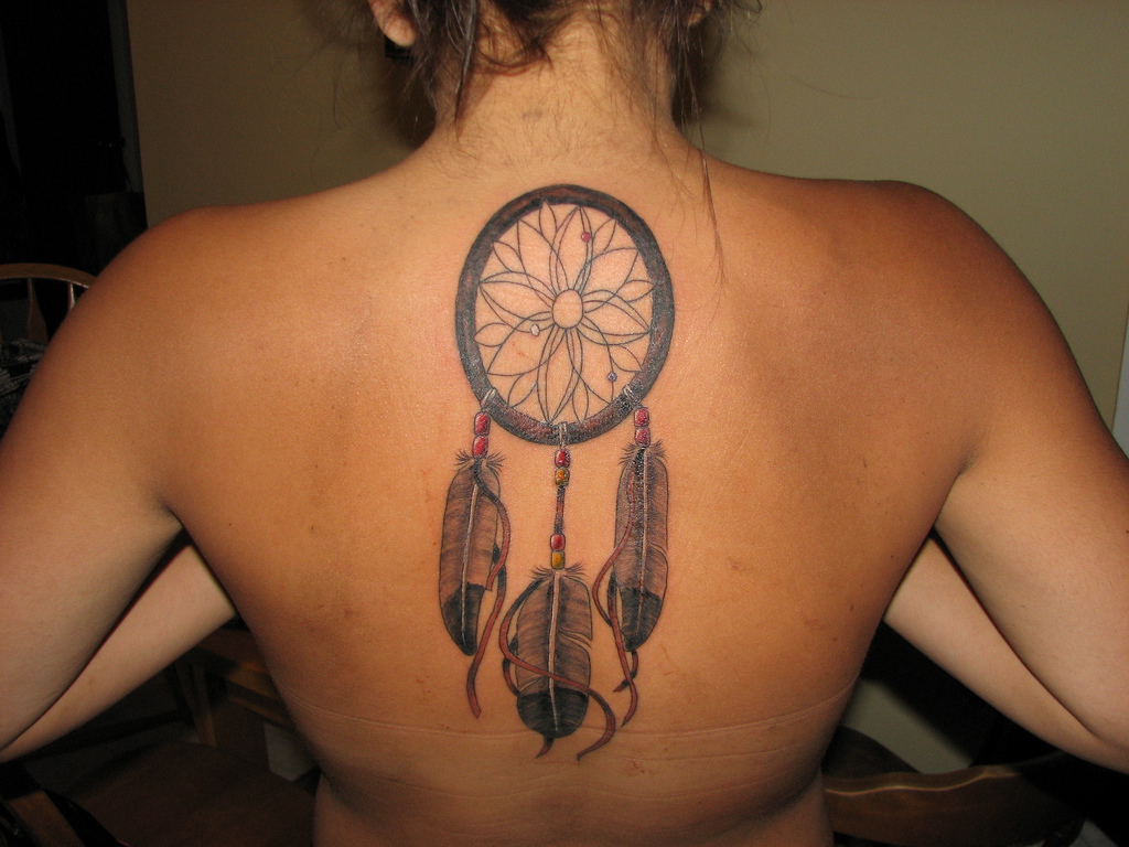 dreamcatcher tattoos tattoo ideas designs meaning tattoo me now. Black Bedroom Furniture Sets. Home Design Ideas