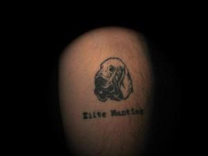 Elite Hunting Tattoo