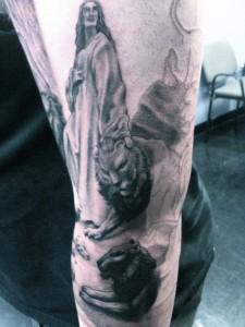 sleeve tattoo 2