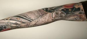 sleeve tattoo 4