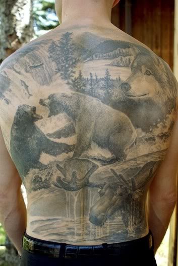 30 Of The Best Hunting Tattoos We Could Find
