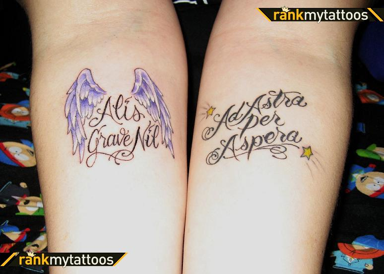 12 Inspiring Latin Quote Tattoos You Should See Tattoo Me Now