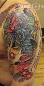 koi fish tattoos cool tattoo designs ideas their meaning. Black Bedroom Furniture Sets. Home Design Ideas