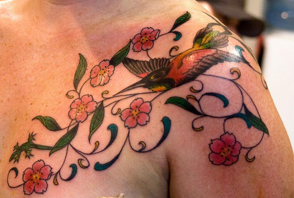 Hummingbird Tattoo: Fantastic Designs & Ideas