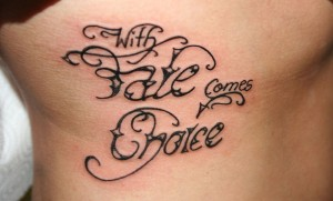 Fate Quote Tattoos