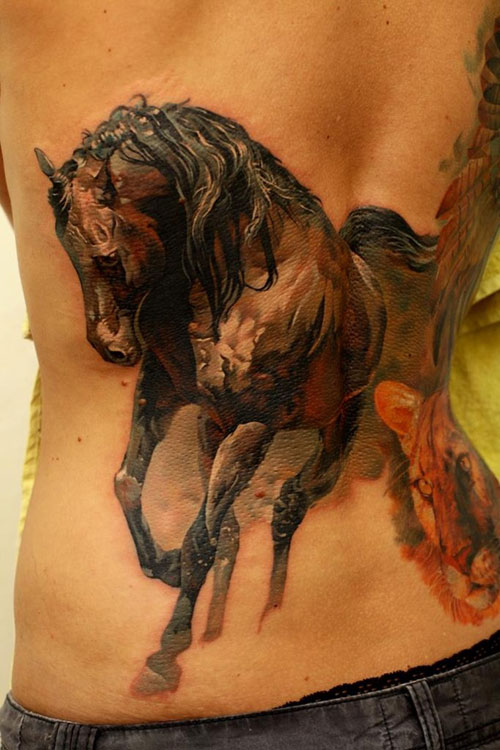 35 awesome manly tattoos for men very cool. Black Bedroom Furniture Sets. Home Design Ideas