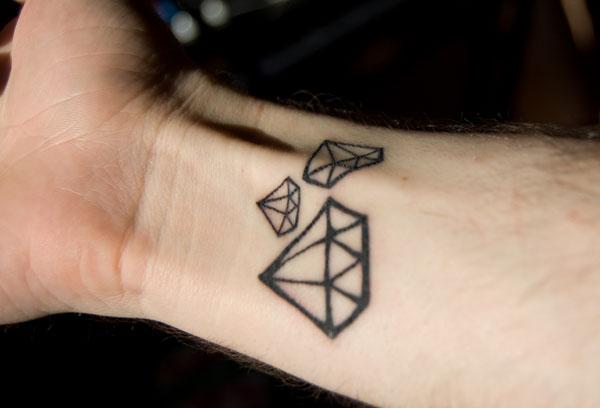 Tatuajes De Diamantes Fotos Tattoos E Imagenes | apexwallpapers.com