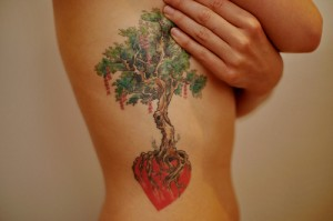 Amazing Tree Tattoos