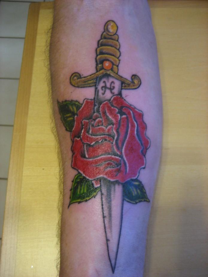 23 aweinspiring rose tattoos tattoo me now