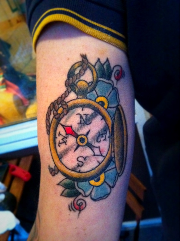 15 Awesome Old School Tattoos