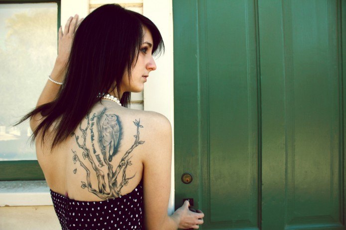 Bird Shoulder Tattoo Meaning Bird Tattoo on Shoulder Blade