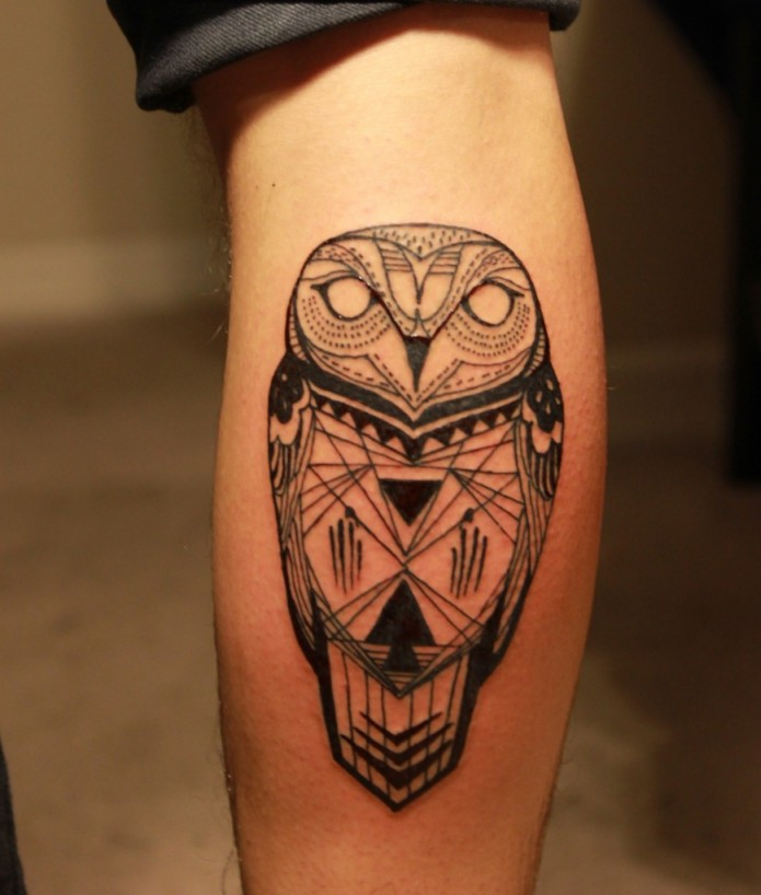 owl tatto