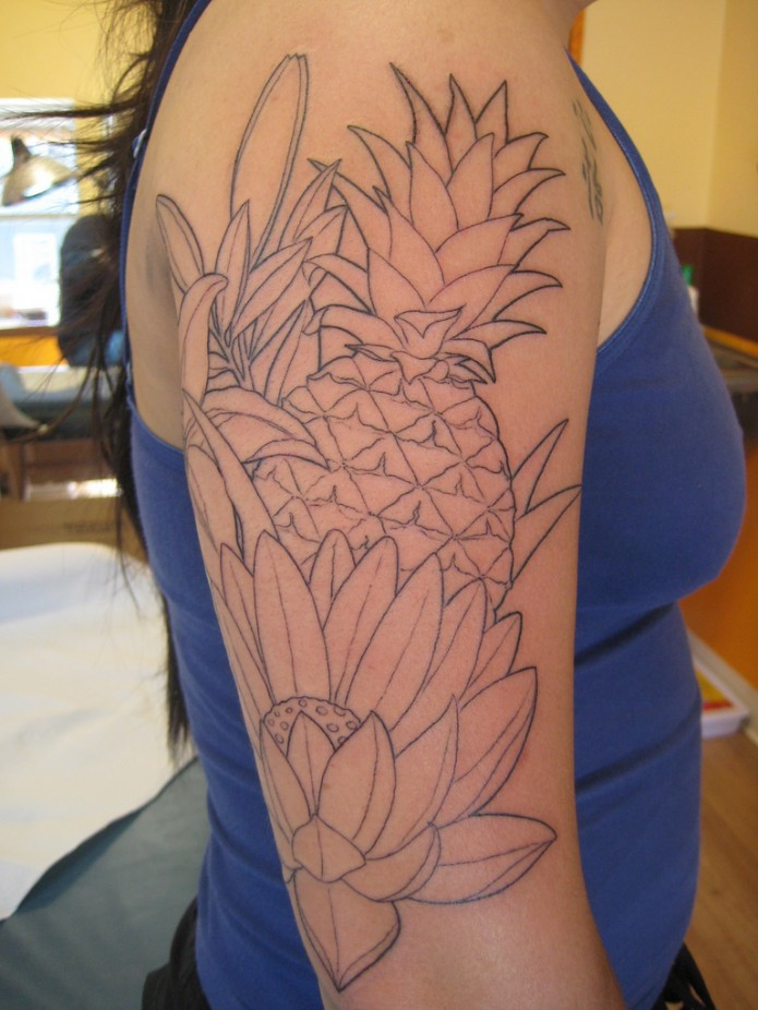 44 Stunning Flower Tattoos (you'll LOVE these)
