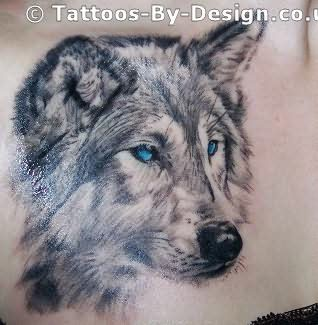 Wolf Tattoos - Tattoo Me Now