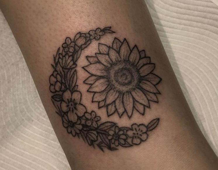idyllic embrace - Tattoo Idea Designs
