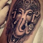 50 Amazing Lord Ganesha Tattoo Designs and Meanings