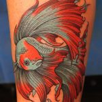Unique and Beautiful Betta Fish Tattoo Designs and their Meaning