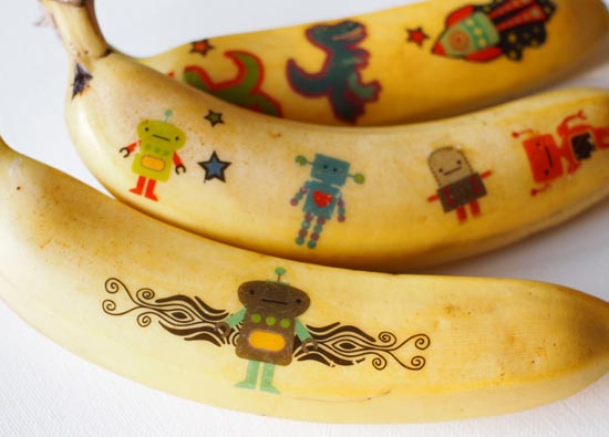 tattoo-on-a-banana