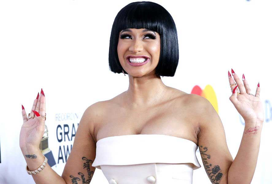 Cardi B S New Tattoo Is All About Offset It S In The: Cardi B's Tattoo Collection And Meanings Behind Them