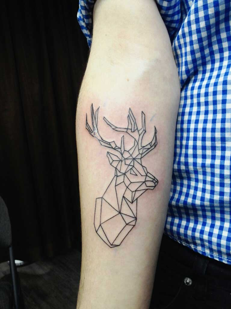 Geometric Tattoos Design: Designs, Ideas And Meanings Of