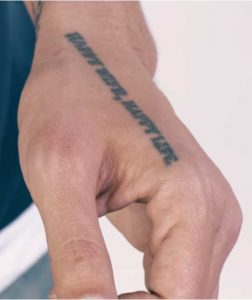 Logic reveals all his tattoos and tells the stories behind ...