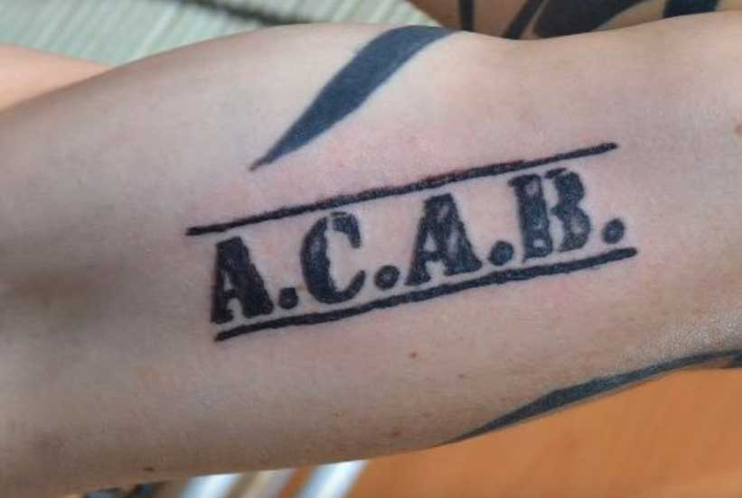 Prison Tattoos History Meanings And Interesting Facts